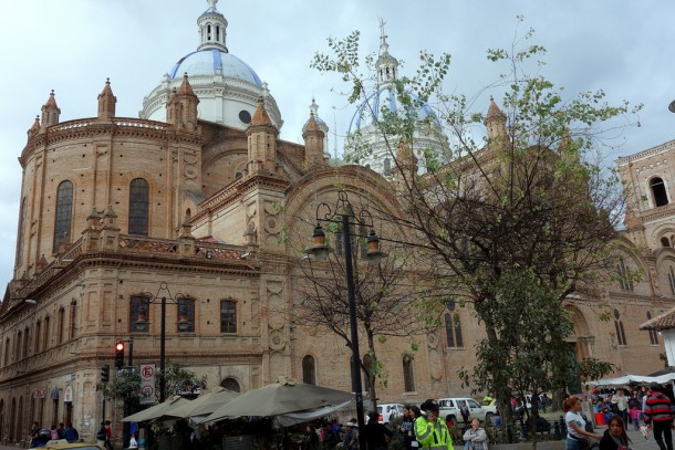 Cuenca - Catedral de la Immaculada Conception (New Cathedral)