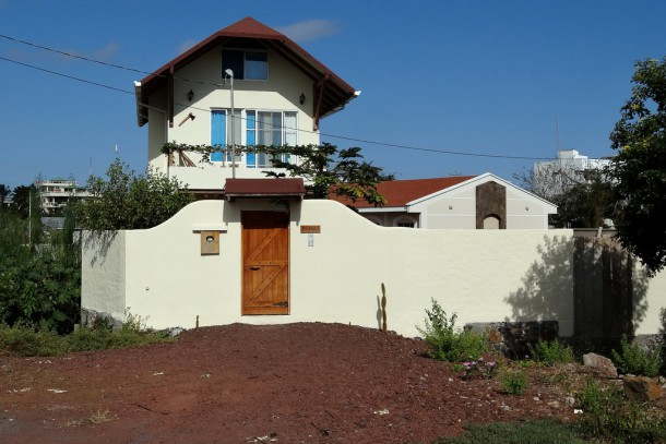 Galapagos - Santa Cruz Island - House Encantadas