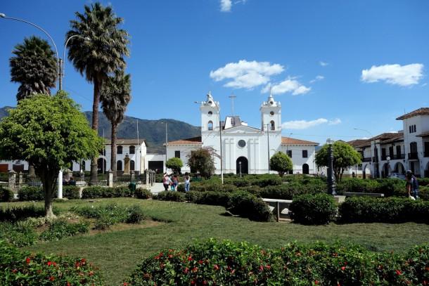 Peru - Chachapoyas - Plaza de Armas