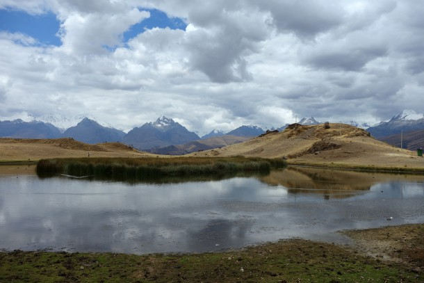 Peru - Laguna Wilcacocha, Huaraz