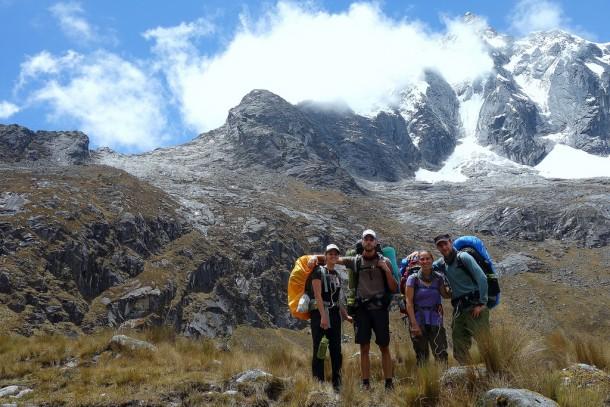 Peru - Santa Cruz Trek, Cordillera Blanca