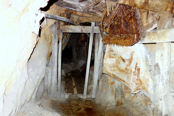 Bolivia - Potosí - inside the mine