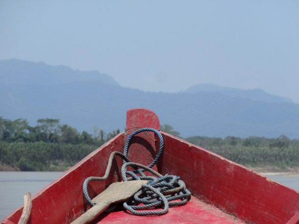Bolivia - Serere Reserve - Jungle river