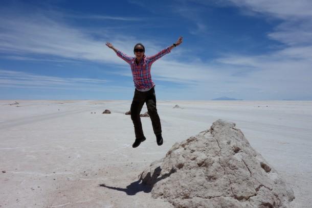Bolivia - Uyuni - Salar de Uyuni Tour, Salt Flat