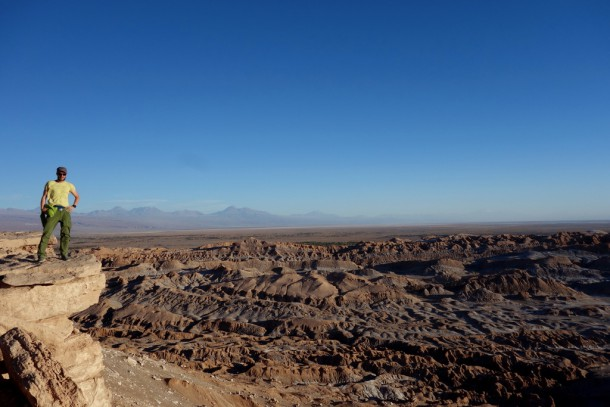 Chile - San Pedro de Atacama, Valle de la Luna