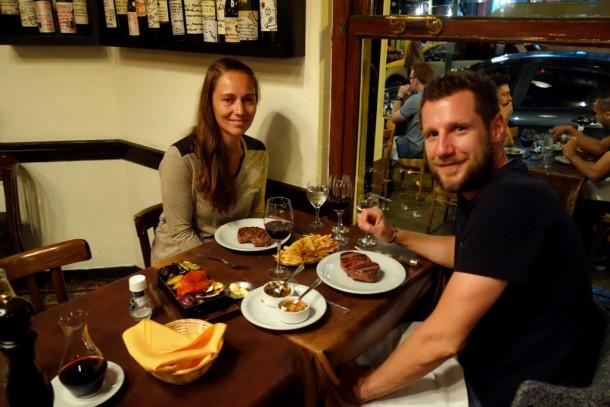 Argentina - Buenos Aires - Steak