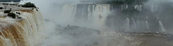 Brazil - Foz do Iguacu, Garganta del Diablo (Devil's Throat)
