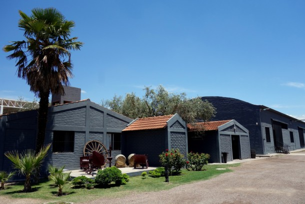 Argentina - Maipu, Domiciano Winery