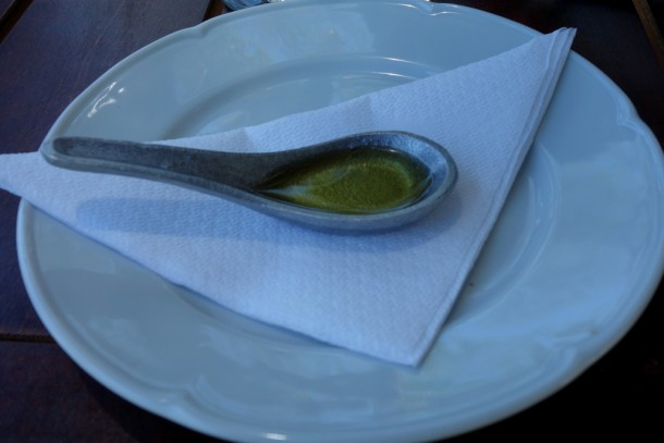 Argentina - Maipu, Santa Augusta Olivicola, Olive Oil tasting