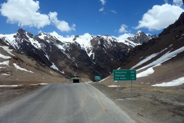 Argentina - Argentinian-Chilean border