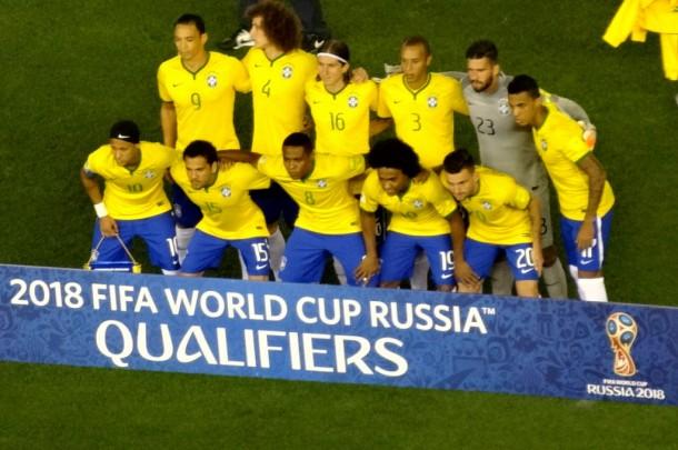 Argentina - Buenos Aires - AR-BR Worldcup2018 Qualifier, team Brazil