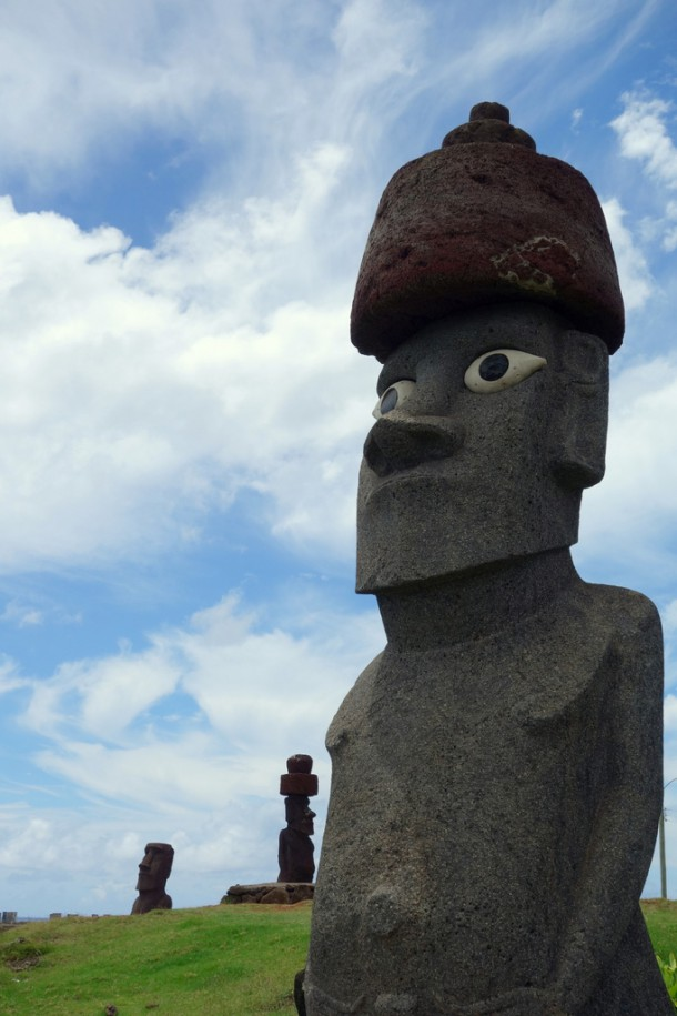 Chile - Easter Island, Moais